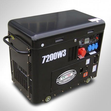 generador diesel insonorizado trifasico