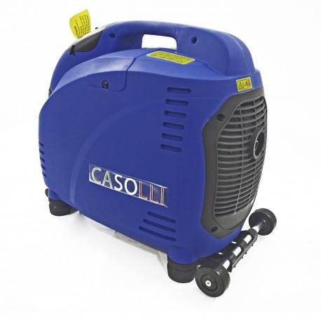 Generador eléctrico Inverter 3500W - Generador portátil silencioso
