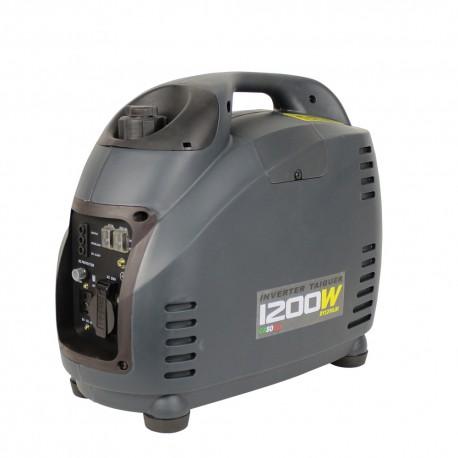 Generador eléctrico Inverter 1200W - Color Gris