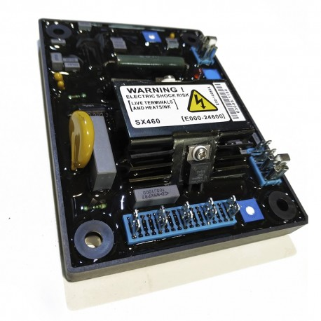 AVR para generador sin escobillas