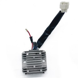 Regulador de baterias para generador San Yang 3 cables