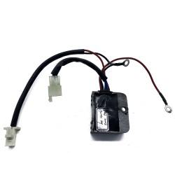 Regulador de baterías Key