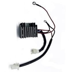Regulador de baterías para generador San Yang 5 cables