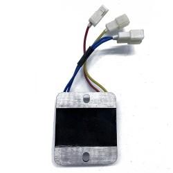 Regulador de baterías 4 cables