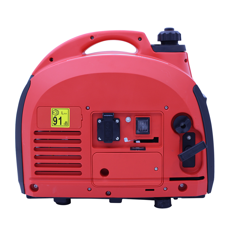 Generador insonorizado hd 2000w for Generador inverter 2000w